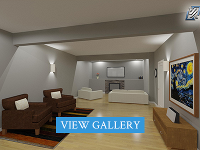 View our Basements & Attic Conversions