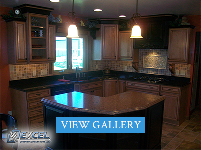 View our Kitchen Remodeling